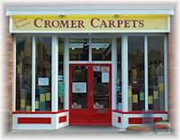 Cromer Carpets, Cromer, North Norfolk, UK